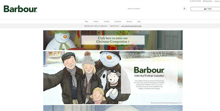 Christmas Campaign  The Snowman™ and The Snowdog  Barbour - Google Chrome.jpg