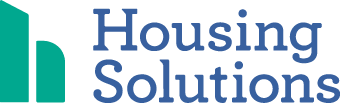 Housing Solutions Logo Transparent