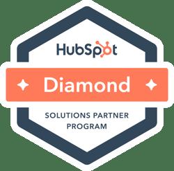 HubSpot Diamond Solutions Partner