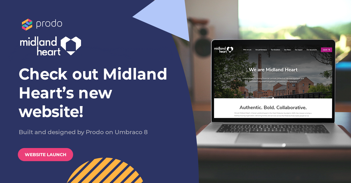 Midland Heart Launch