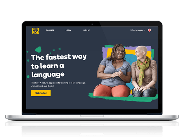 Memrise new website launch