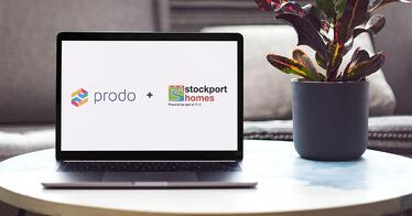 Stockport Homes Group excited to continue working with Prodo to deliver 6 websites