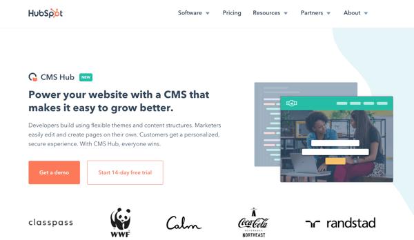 The new CMS Hub