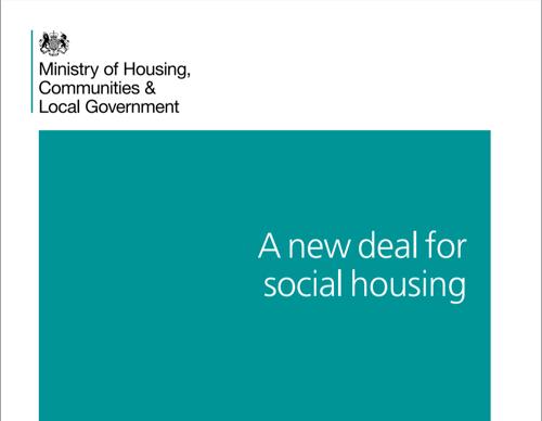 Social Housing Green Paper