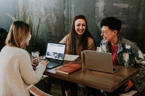 Work colleagues prodo blog