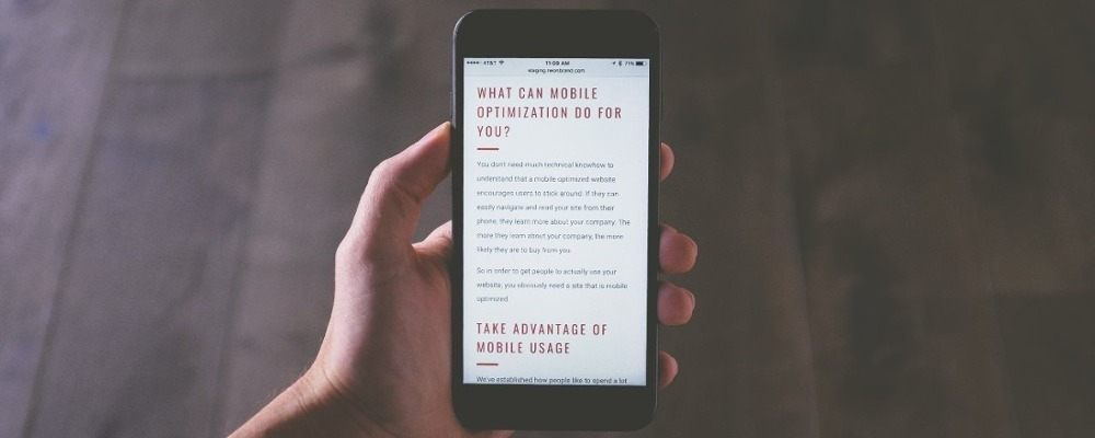 mobile first article on phone screen-2