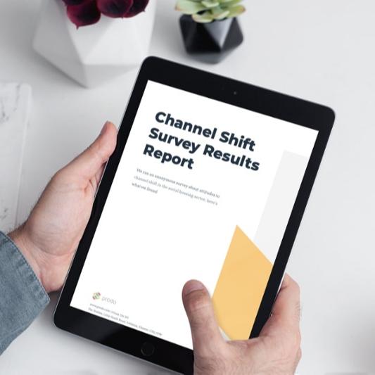 Channel Shift Survey Report-1
