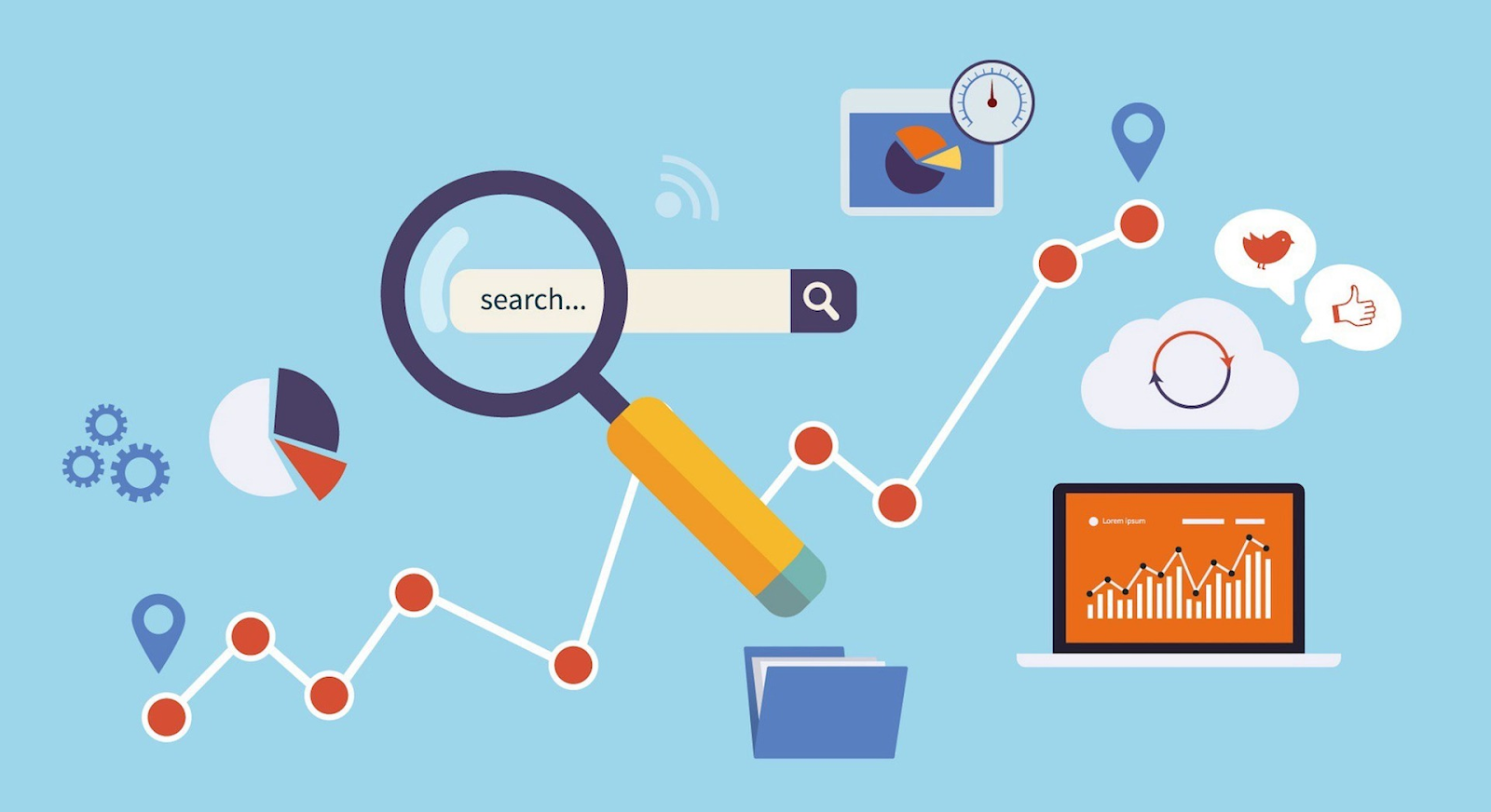 How do the HubSpot SEO features compare to other platforms?