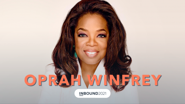 INBOUND 2021 welcomes Oprah Winfrey